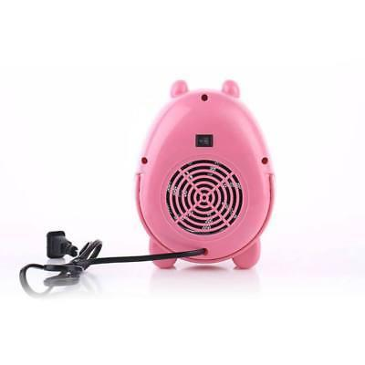 Portable Electric Space Heater Warmer Office Heater US