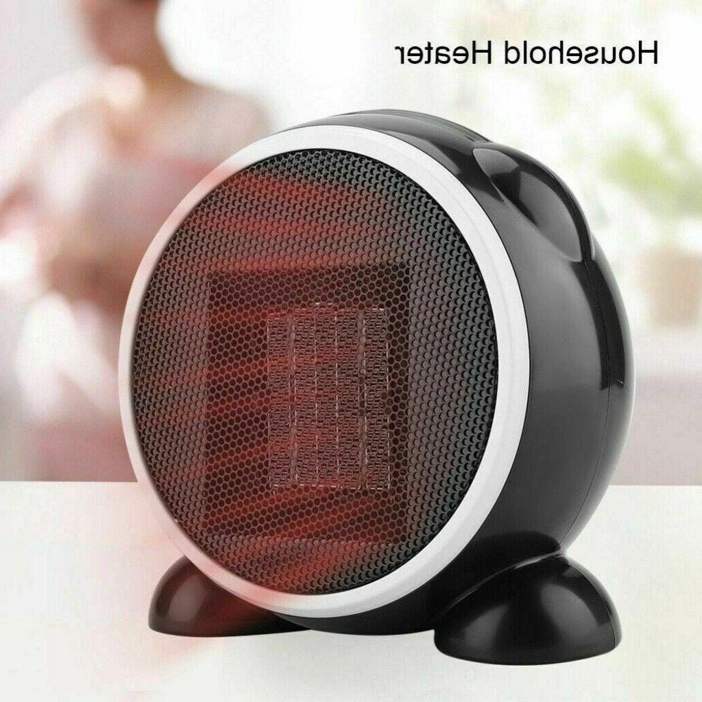 Electric Mini Heater Portable Warm Home Desk EU 220v