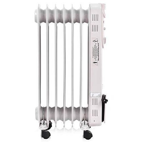 Tangkula Heater Adjustable Tip Overheating Protection, Quiet Safe and Oil