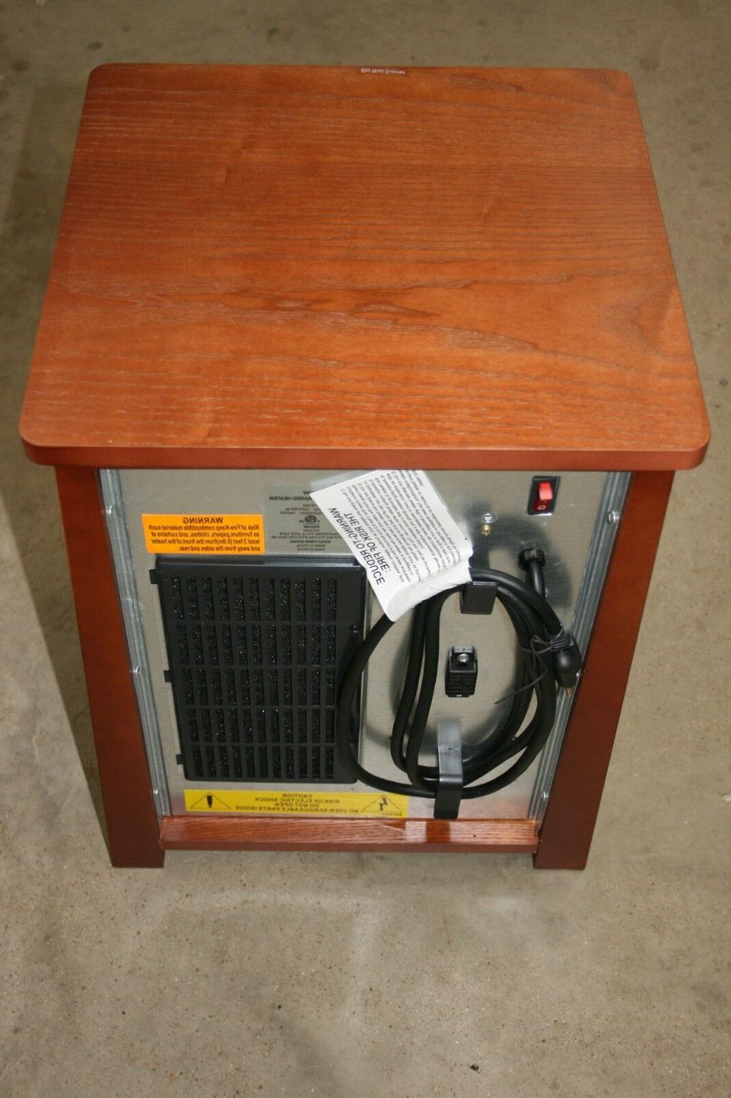 Electric Space Heater w/