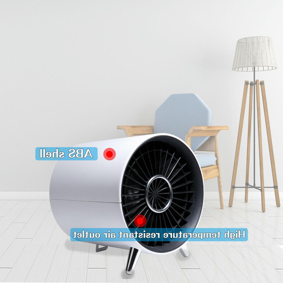 Electric Space Heater 1000W Heater Noise Protection