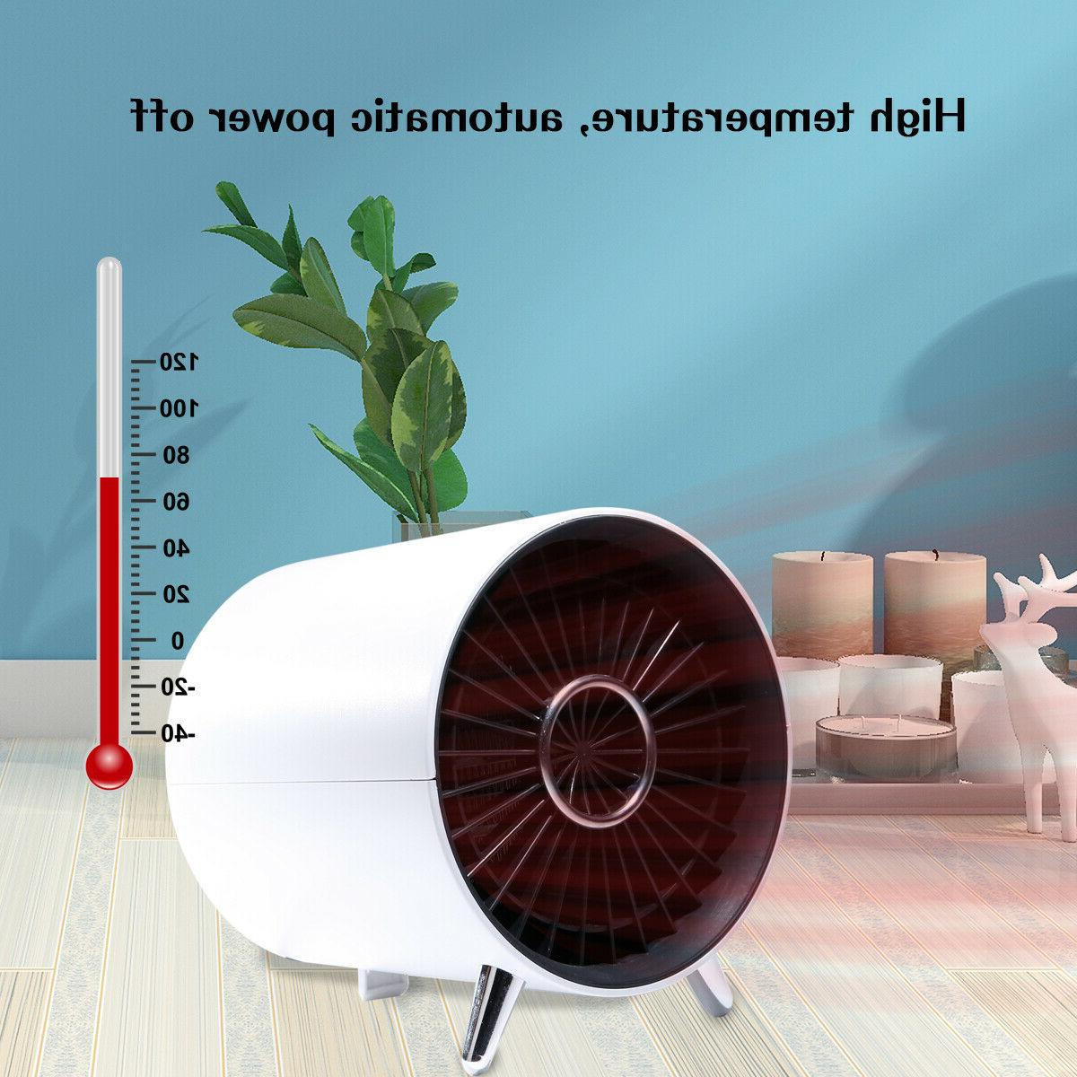 Electric Space Heater 1000W Heater Low Noise