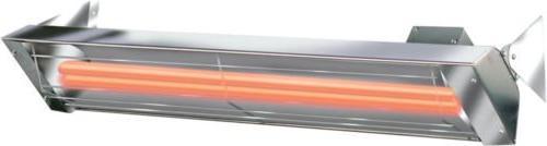 electric quartz patio heater mounting