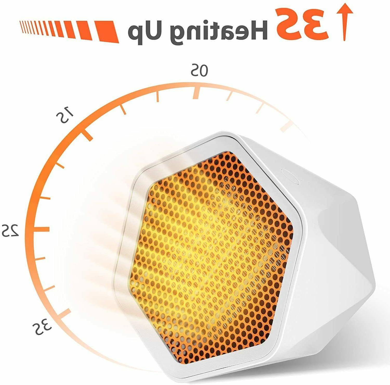 Electric 2-1 Heating Heater Fan