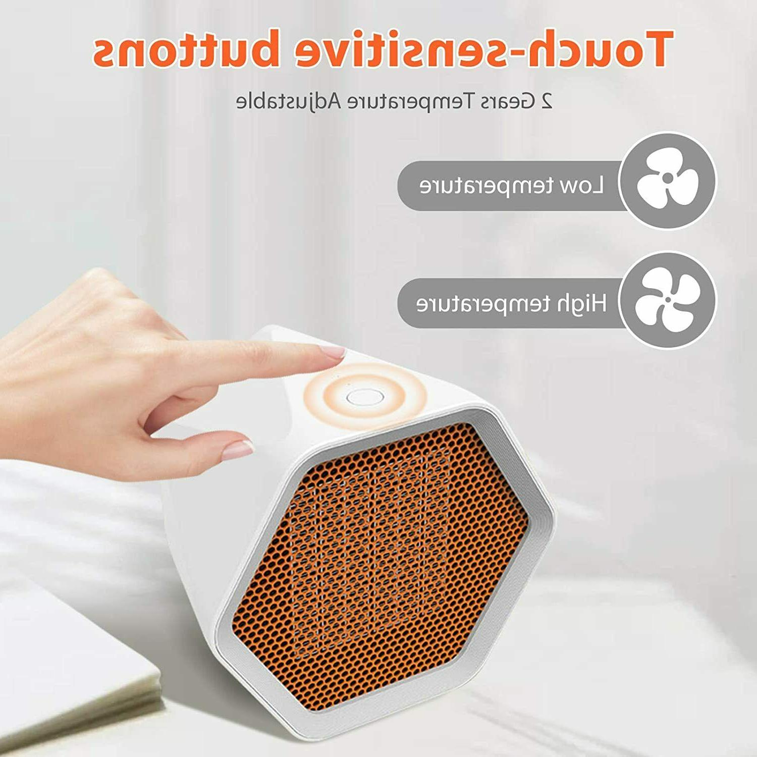 Electric Space Heating Heater Fan Quick
