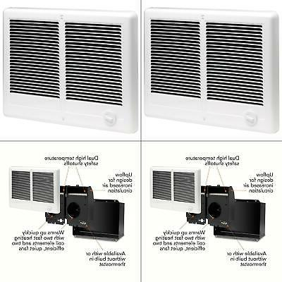 electric wall heater kit