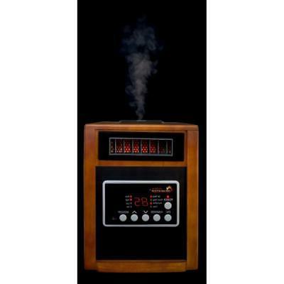 Dr Infrared Heater Elite Series 1500-Watt Dual Heating Porta