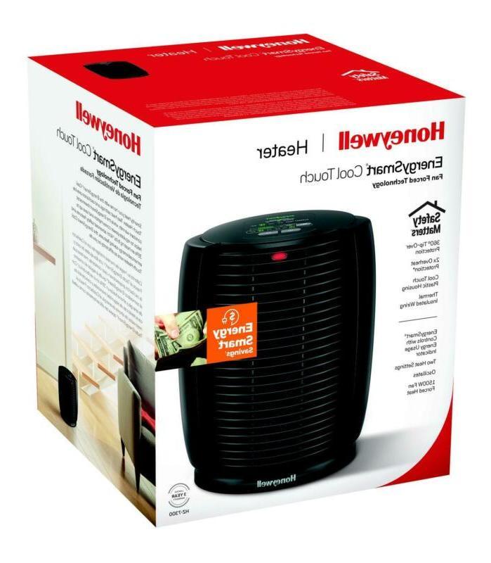 Honeywell Cool Heater, Black Heater, HZ-7300