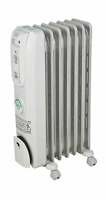 DeLonghi EW7707CM Safe Heat 1500W ComforTemp Portable Oil-Fi