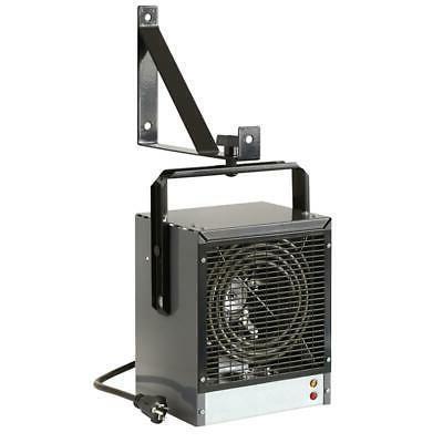 fan forced garage workshop heater