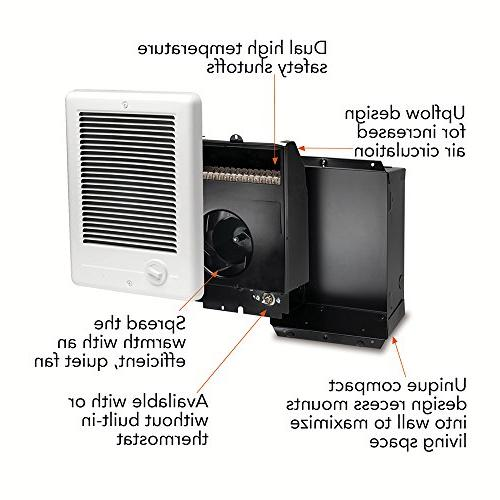 Cadet 240 Volt 4.7 Amp Heater