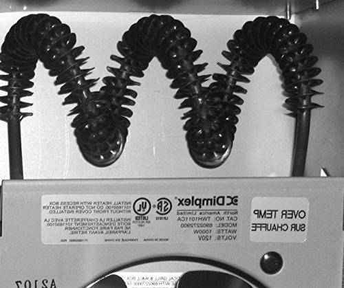Dimplex Fan Forced Wall Heater, 1500W