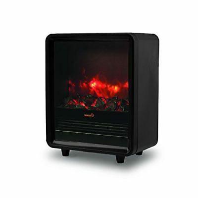 fireplace space heater adjustable heat ceramic heating