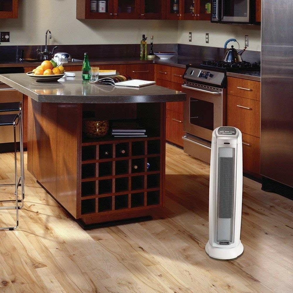 Compact Ceramic Heater Tower Room Electric Space