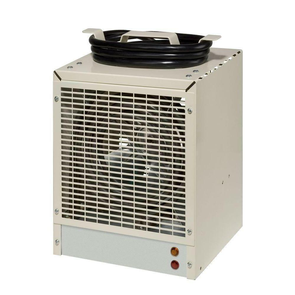 forced air utility electric space heater portable
