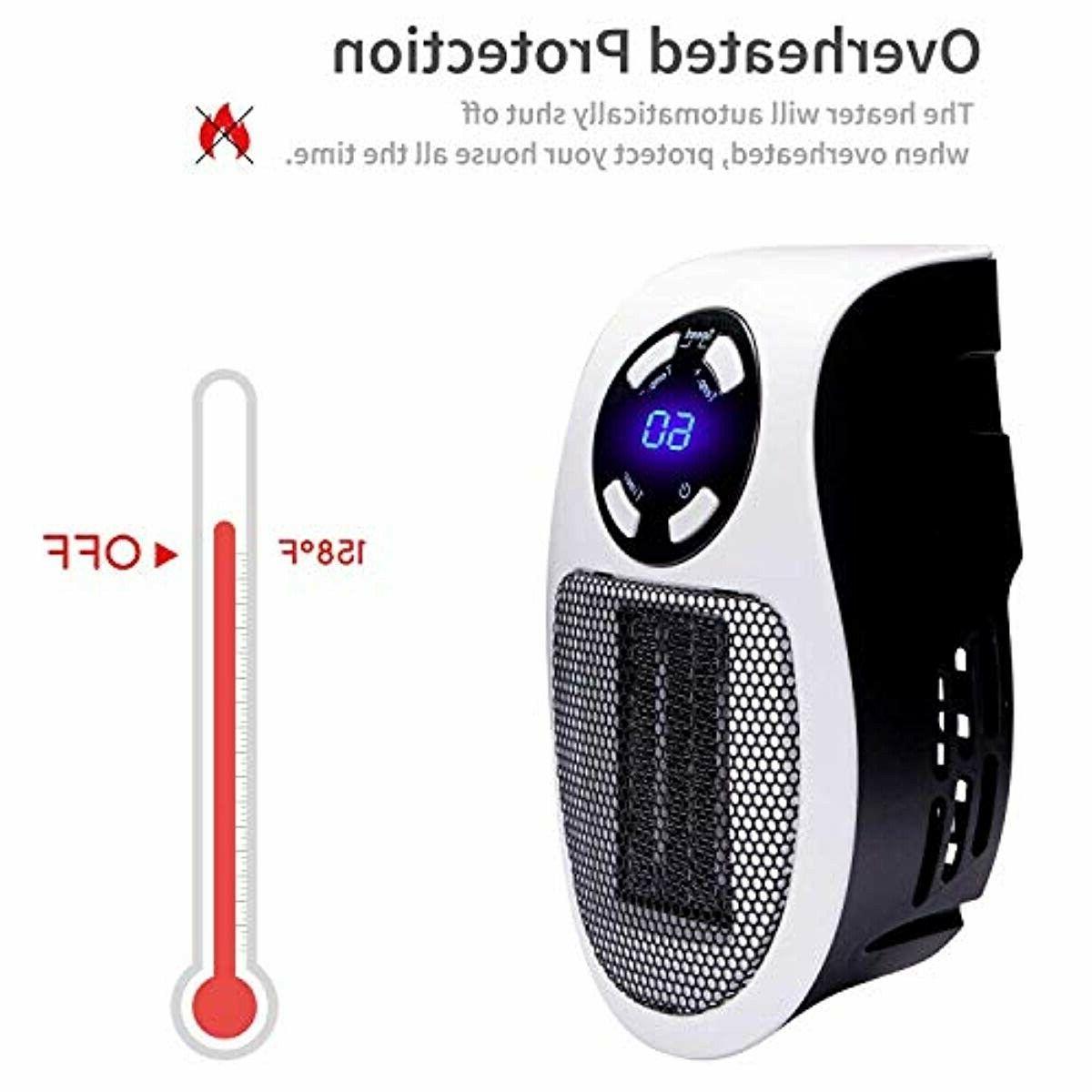 Heater, Ceramic Heater Portable