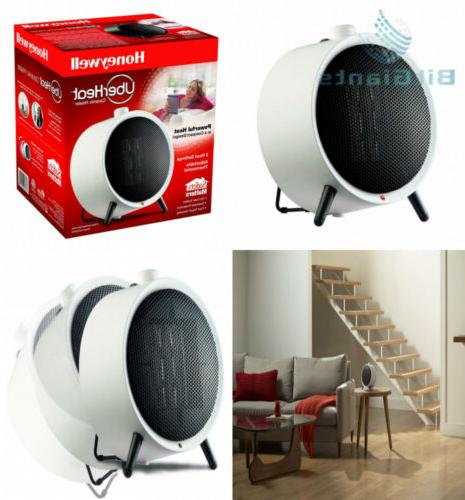 hce200w uberheat ceramic heater white energy efficient