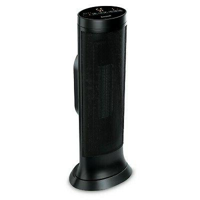 hce317b slim ceramic tower whole room heater