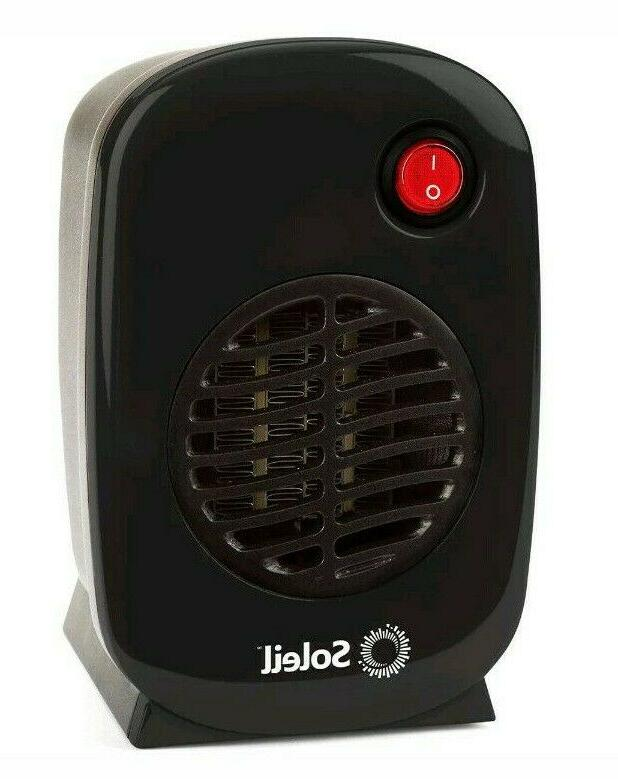 heater electric 250 watts personal ceramic space