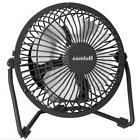 Holmes HNF0410A-BM Mini High-Velocity Personal Fan 2 Pack