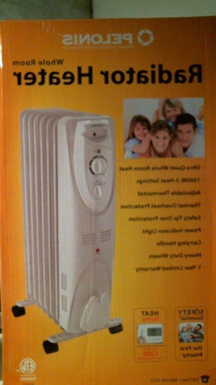 Pelonis HO-0221 Heater, Whole Room Radiator, FREE SHIPPING