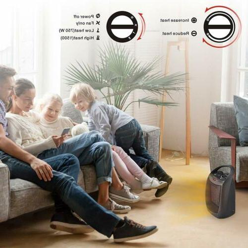 HOME_CHOICE Heater Quiet Heater