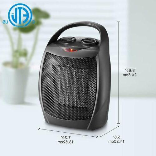 HOME_CHOICE Small Ceramic Heater Portable