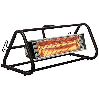 Heat Storm HS-1500-TRC Infrared Heater 6 ft Cord Roll Cage Tradesman
