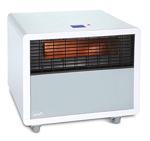 Crane Usa 1500 Watt Infrared Heater White 1