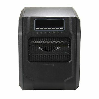 Comfort Digital Quartz Infrared Space Heater