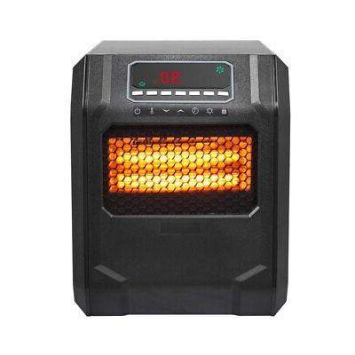Ir Quartz 1500W Remote Control Home Heating