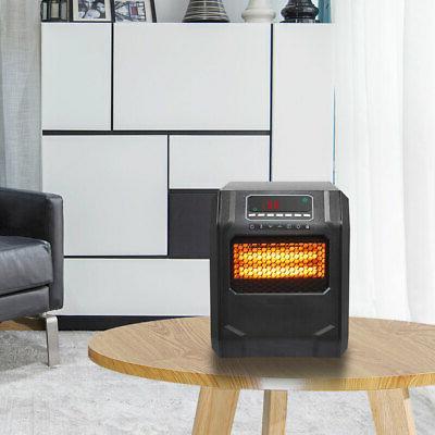 Ir Heater 1500W Remote Control Heating