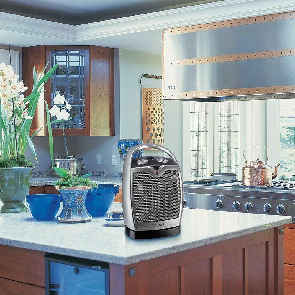 Lasko 5409 Ceramic Portable Space Warm Air For tabletop floor 1500W