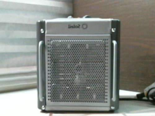 Soleil LH-881 Fan-Forced Electric Utility Heater