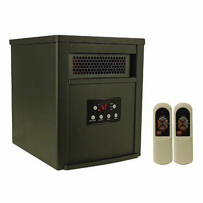 LifeSmart 6 Portable Electric Infrared Room Space