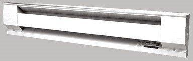 manufacturing 09950 white baseboard hardwire