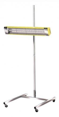 Infratech Corp Med Wave 36 1500 Watt Infrared Electric Space
