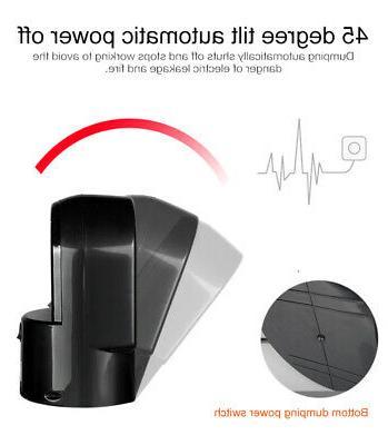 Mini Ceramic Portable Fan