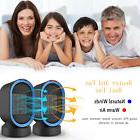 Mini Electric Heater Desktop Warmer Fan 600W Space Heater Fa