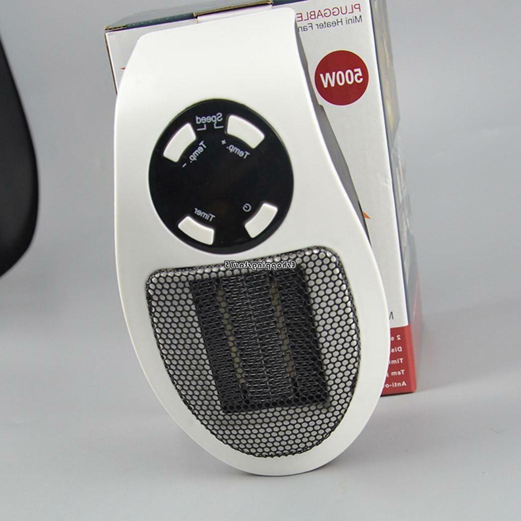 Mini EU Plug Heater Home Space Heating 02