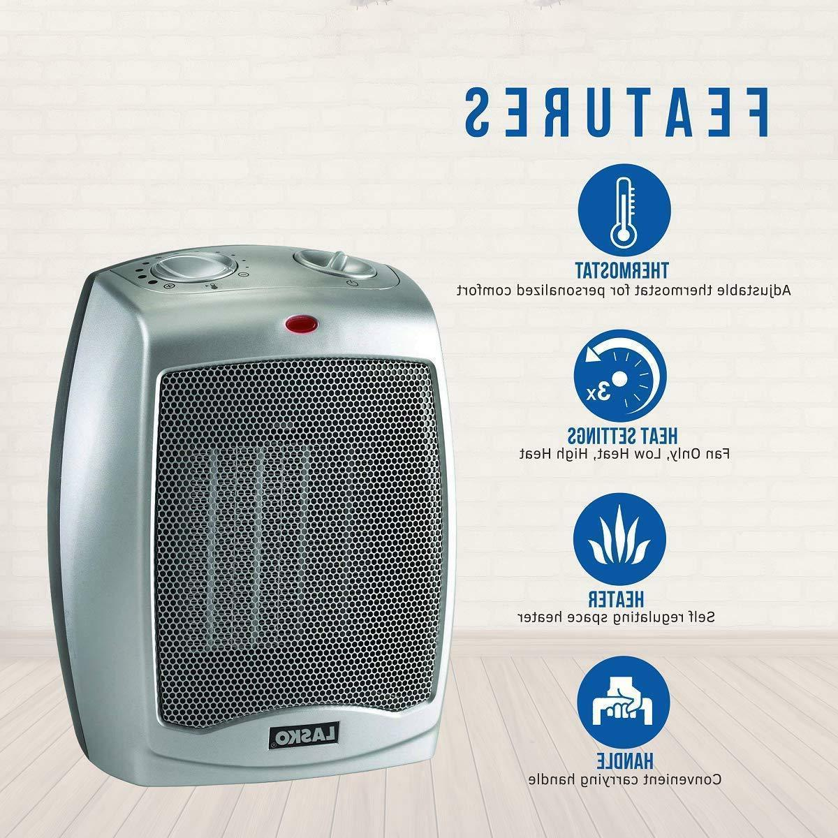 Heater with Thermostat 2