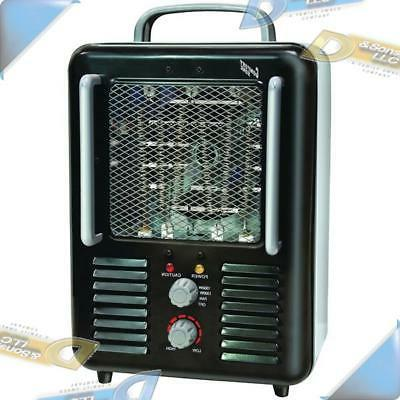 NEW COMFORT Milkhouse Electric Compact Heater/Fan