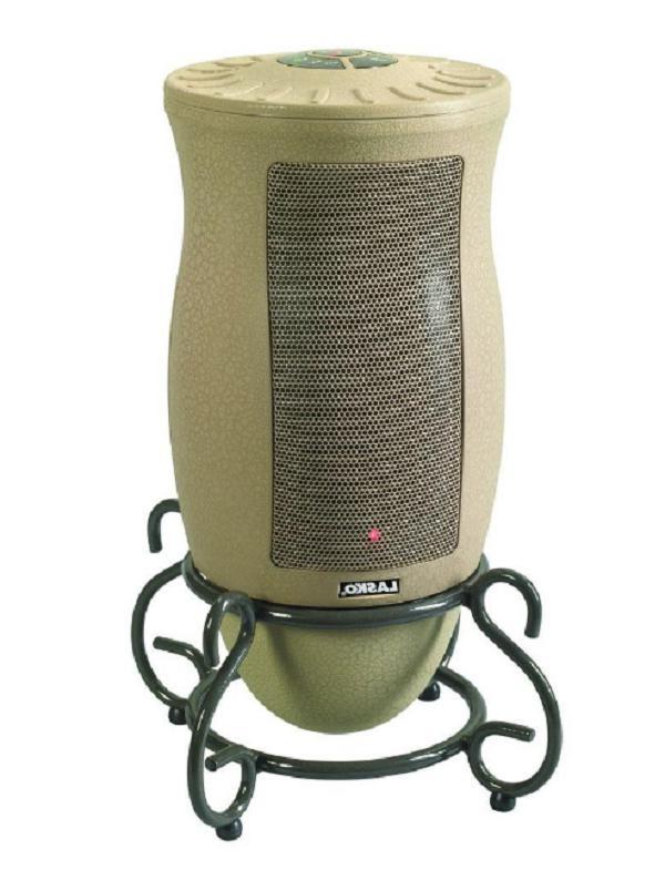 New Lasko Designer Series Ceramic Oscillating Space Heater w