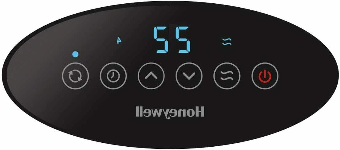 New HONEYWELL Digital Space Touch Screen