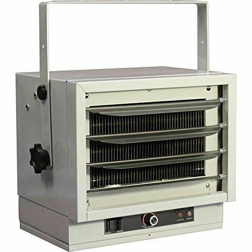 NEW Comfort Zone Industrial Ceiling Mount Heater 7500 Watts