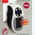New Mini Space Heater Fan Low Power Warm Air Blower Fit For