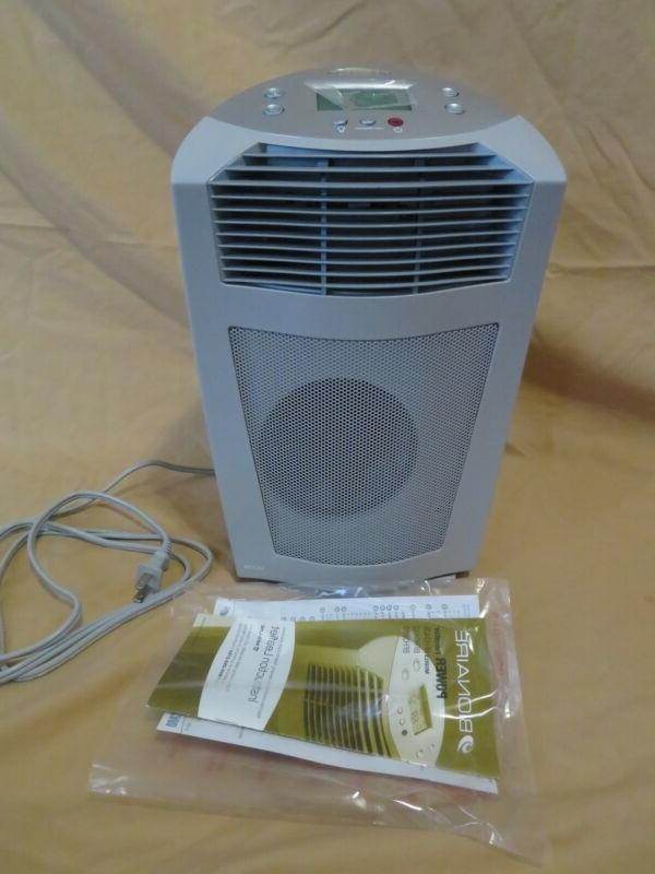 New Bionaire Space-Saving Digital Power Heater 2-Speed Fan O