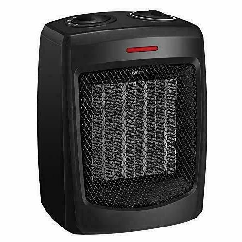 Andily Space Heater Electric Portable Home & Office Ceramic