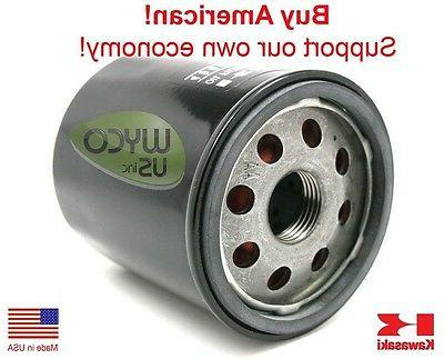 OEM KAWASAKI, OIL FILTER FOR CUB CADET 1500 SERIES TRACTORS