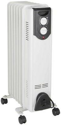 PowerZone Oil Filled Convection Radiator Electric Space Heat